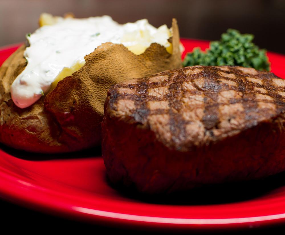 Decorating western door steakhouse images : Chucks Steak House